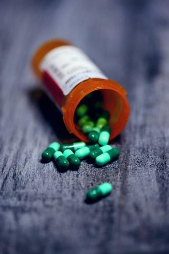 Medicine Packaging in Bottle